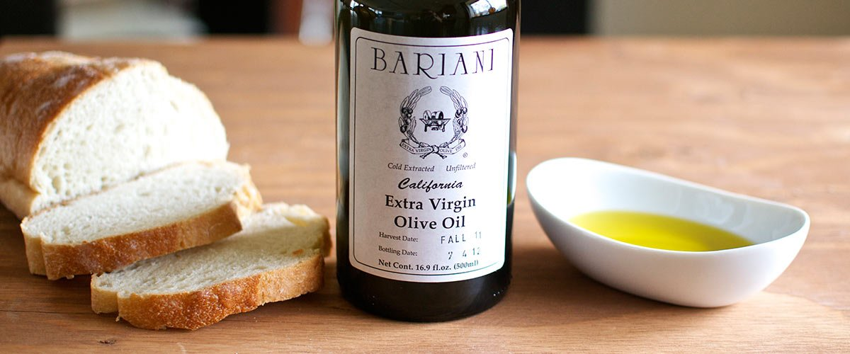 Producer of Premium Organic Olive Oil | Bariani Olive Oil