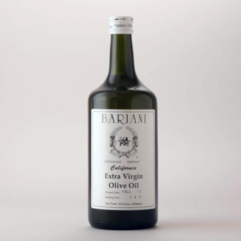 Extra Virgin Olive Oil Fall 2017